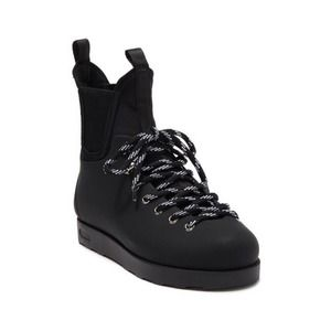 Jeffrey Campbell Barometer Lace-up Boot Size 8